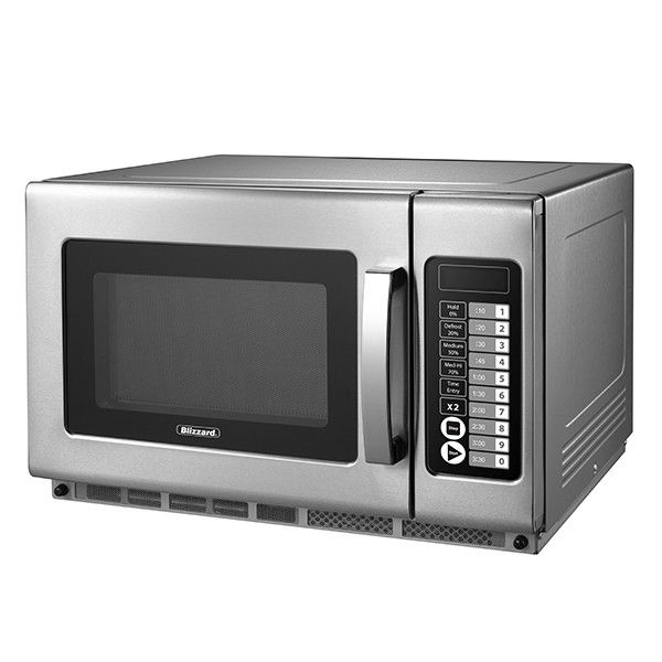 Blizzard 1800 W Commercial  Microwave